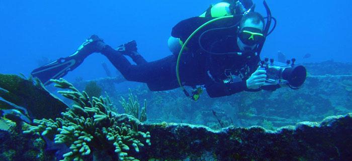 Diving Shipwrecks